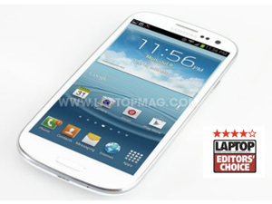 Top 10 smartphone áp đảo iPhone 5